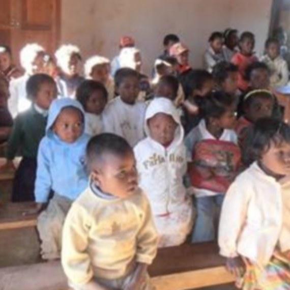 Les enfants de Madagascar