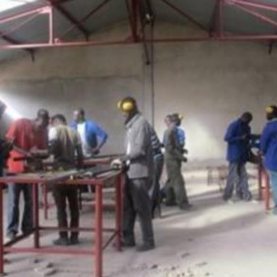 Développement d'un lycée professionnel au Sénégal