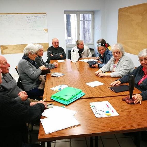 Solidarité entre retraités
