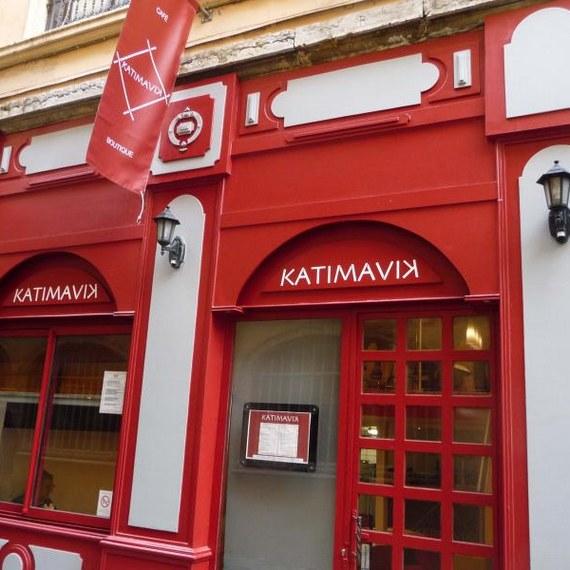 Katimavik : restaurant d'aide aux handicapés
