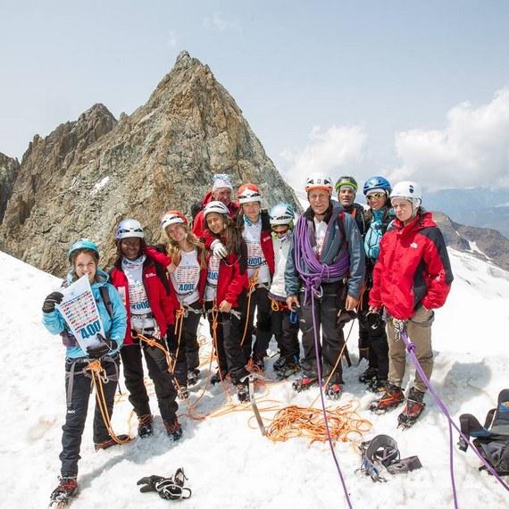 L'alpinisme pour tous