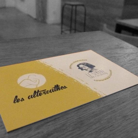 L'atelier : une nouvelle extension au café Simone