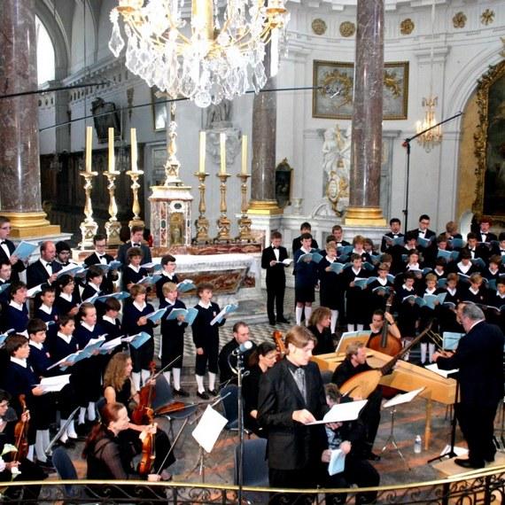 Les Petits Chanteurs de Lyon