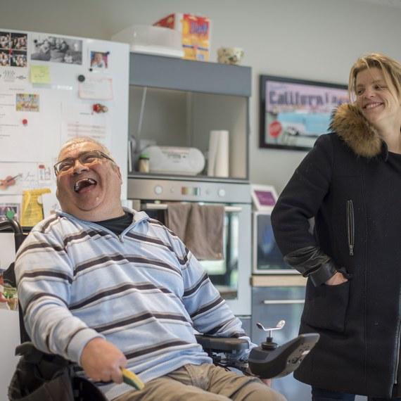 Des «maisons partagées» au service des personnes porteuses de handicap