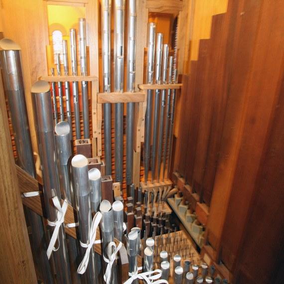 Restauration de l'orgue de l'Eglise Notre-Dame du Bon Secours