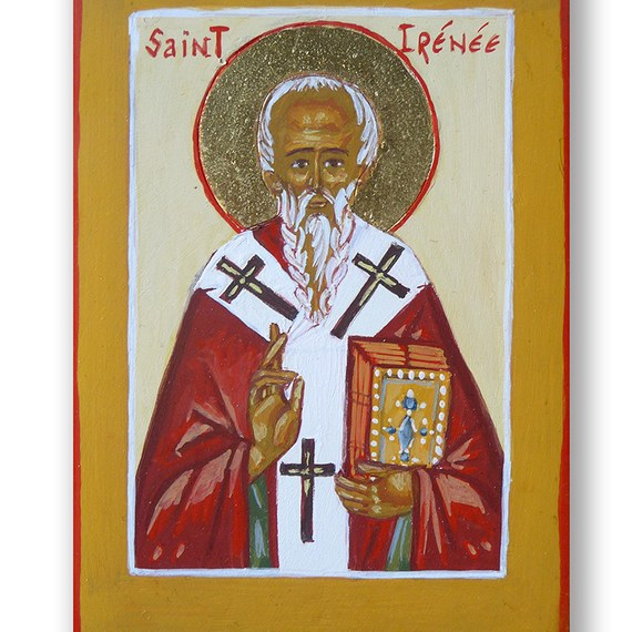 Célébrer saint Irénée