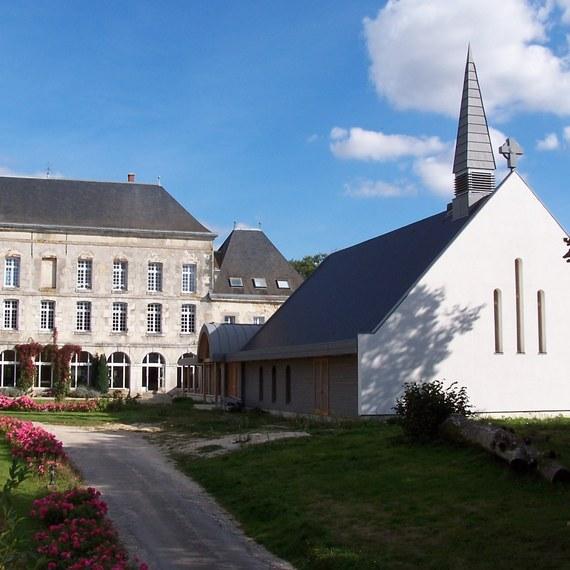 Aménagement de l'Abbaye d'Andecy