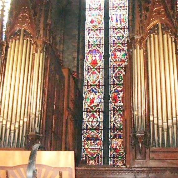 Restaurer l'orgue de Saint Bonaventure