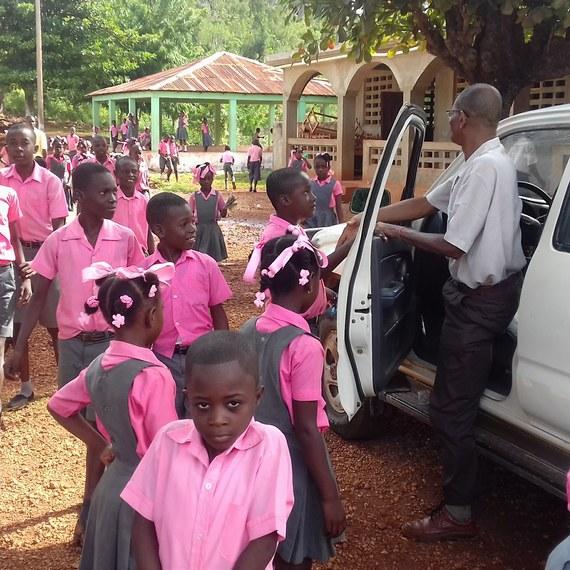 Venir en aide aux enfants à Haïti