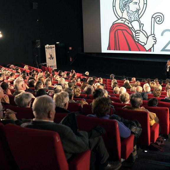 Projection du docu-fiction Irénée de Lyon Artisan de paix et d'unité