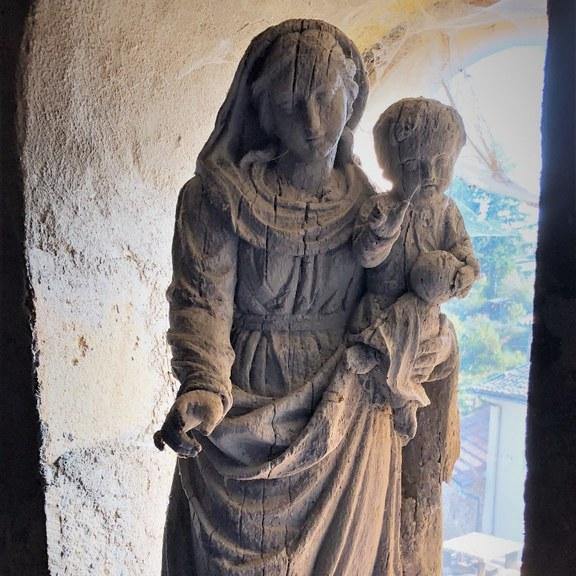 Restaurer des statues classées monument historique