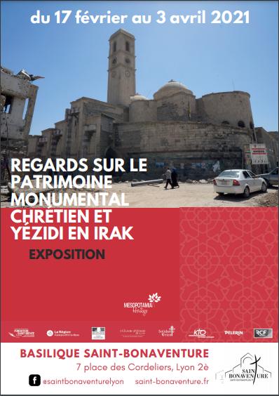 Découvrez l'exposition Mesopotamia à Lyon !