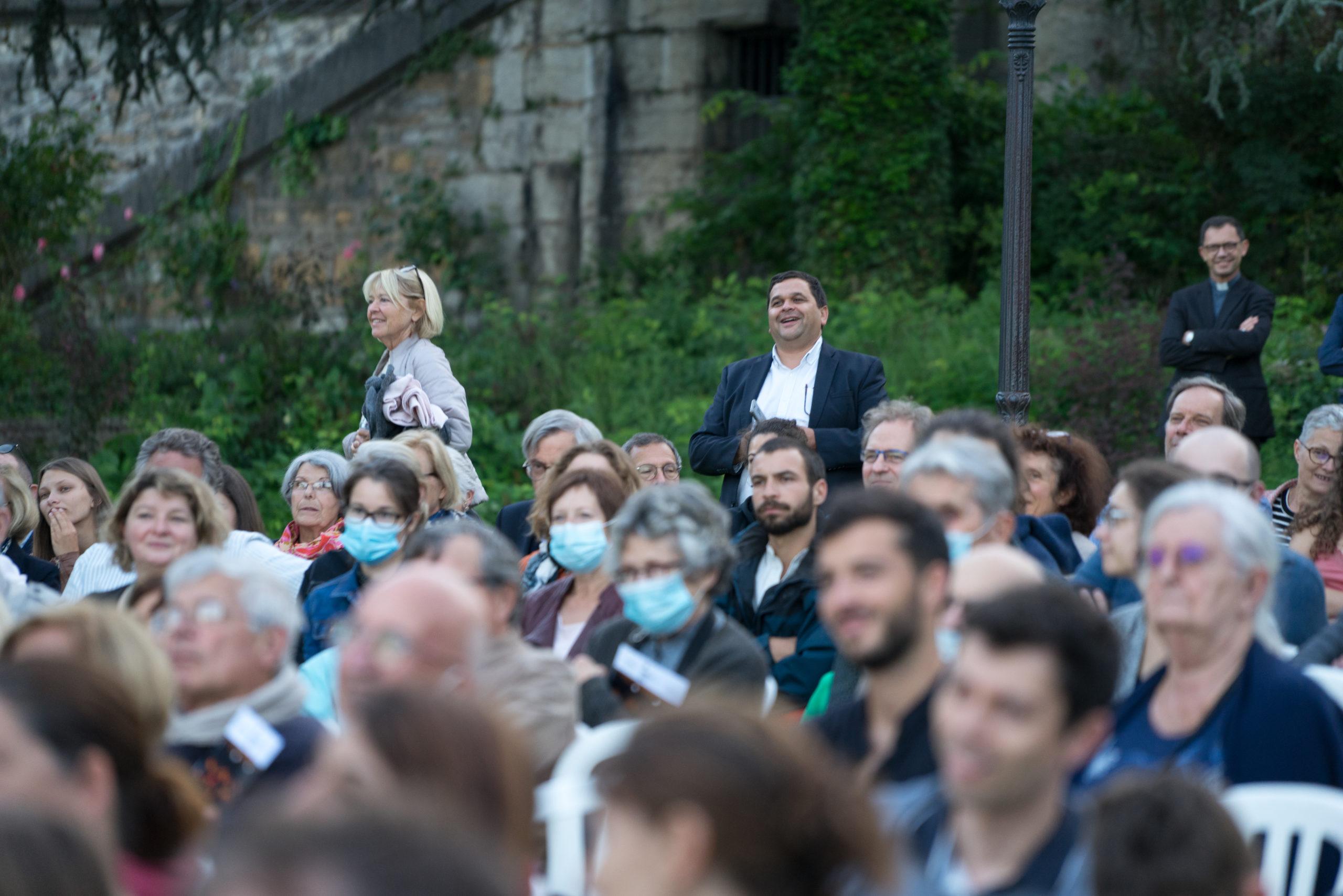 Etienne Piquet-Gauthier, le directeur de la Fondation saint-Irénée : ravi