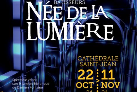 Lyon Née De La Lumière Affiche du spectacle