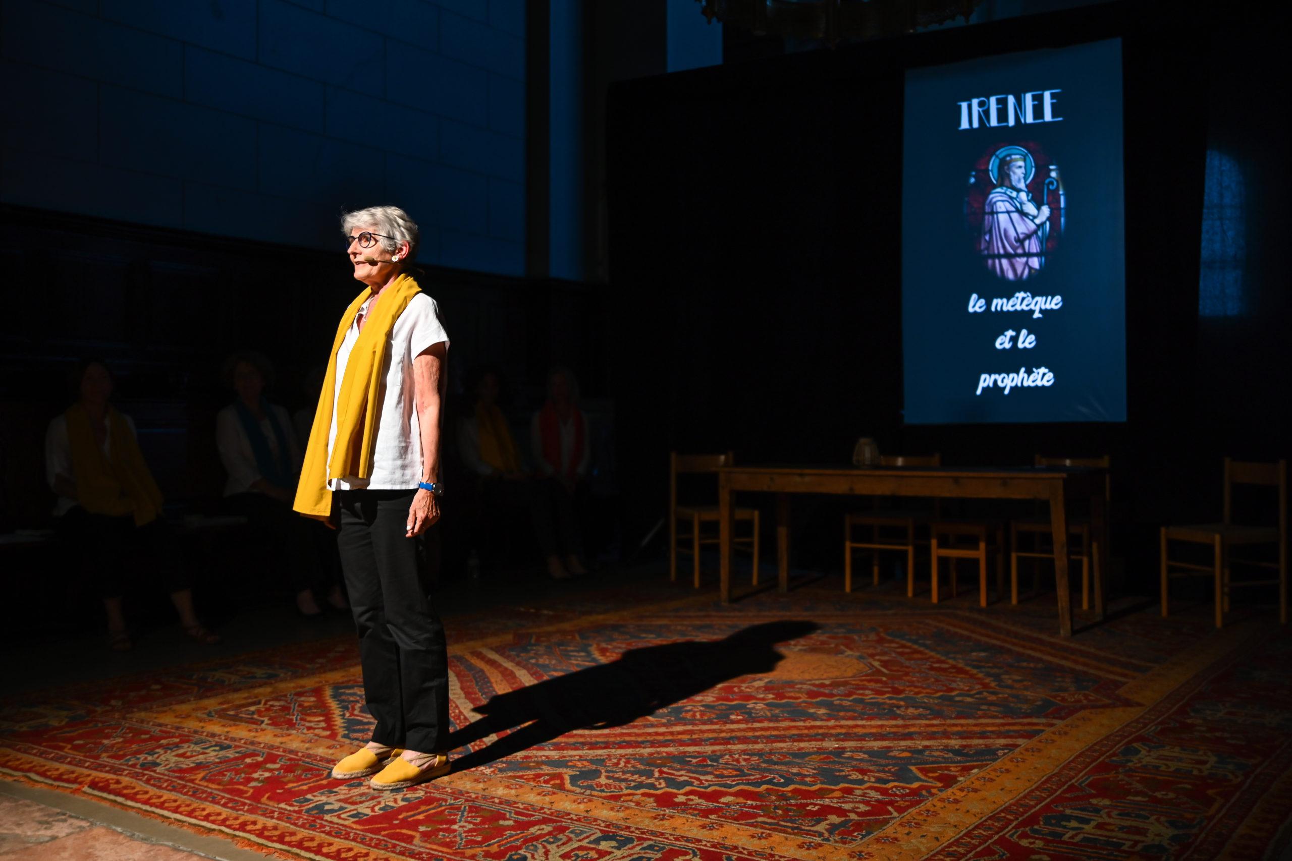Irénée Le Métèque et le Prophète : le spectacle complet disponible