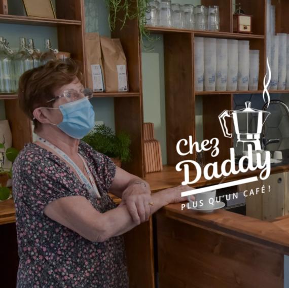 Ouverture d'un deuxième café intergénérationnel Chez Daddy dans le 2e arrondissement de Lyon